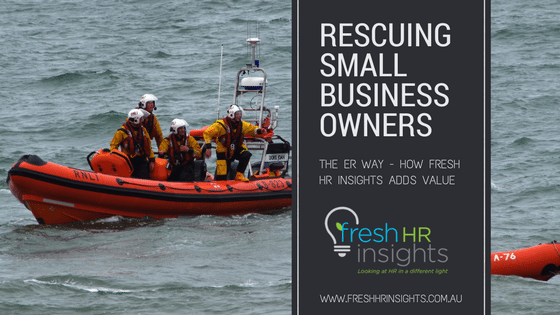 Rescuing Small Business Owners - HR Rescue Kit
