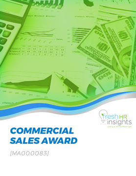 MA000083 - Commercial Sales Award 2020