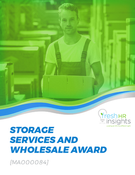 MA000084: Storage Services and Wholesale Award