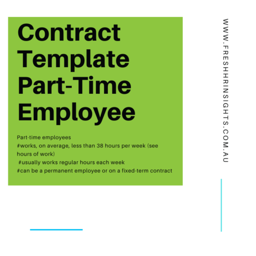 PT contract Image 510x510 - Contract Template - Part-time employee